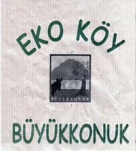 Don't miss the eko market in Büyükkonuk!